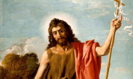 11 сентября — Усекновение главы Пророка, Предтечи и Крестителя Господня Иоанна.