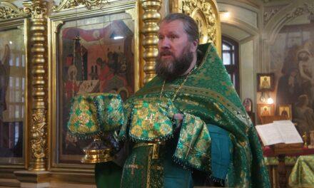 8 октября — преставление прп. Сергия Радонежского