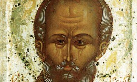 19 декабря день памяти святителя Николая. Добавлена галерея.