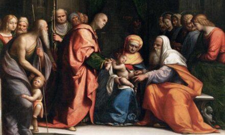 О празднике Обрезания Господня. Добавлена галерея.