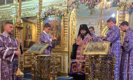 Кресту Твоему поклоняемся, Владыко… Обновлено.