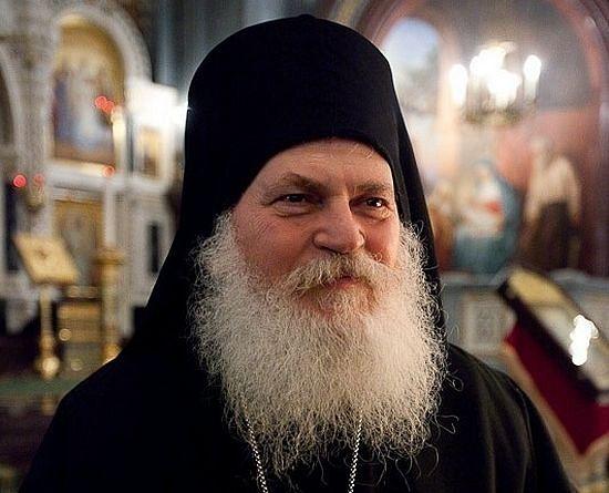 Архимандрит Ефрем Ватопедский полностью оправдан. Фото.