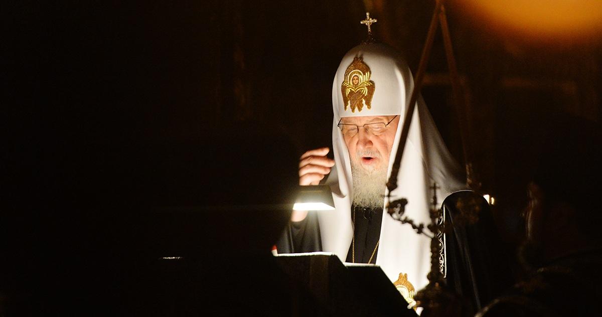 Святейший Патриарх Кирилл о социальных сетях