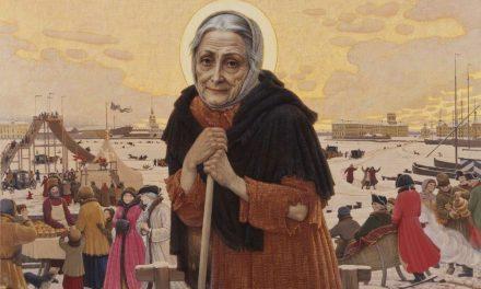 6 июня — день прославления Ксении Петербургской (1988)