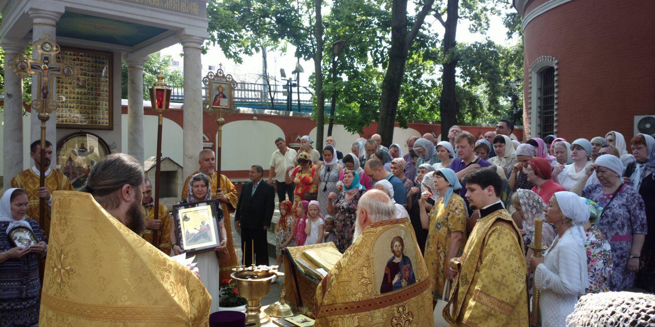 День памяти Матроны анемнясевской