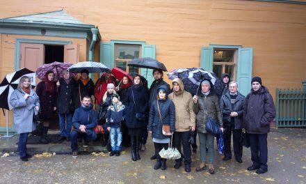 Совместная благотворительная экскурсия в Хамовники
