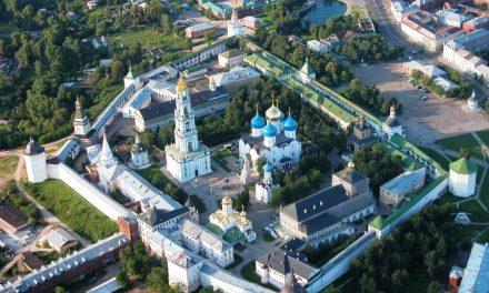 15 октября состоится поездка в Троице-Сергиеву лавру