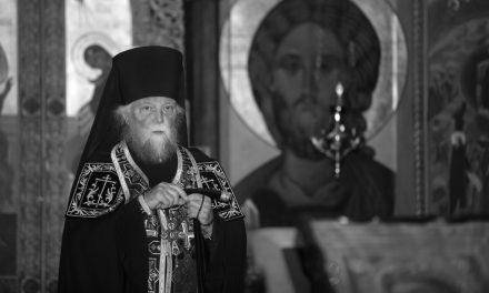 Наместник Оптиной пустыни архимандрит Венедикт отошел ко Господу.