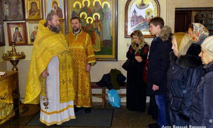 Божественная литургия в день памяти Евфимия Великого