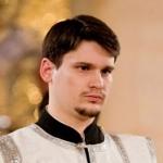 Дьякон Илья Костицын