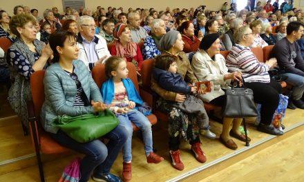 Пасхальный фестиваль в Отрадном