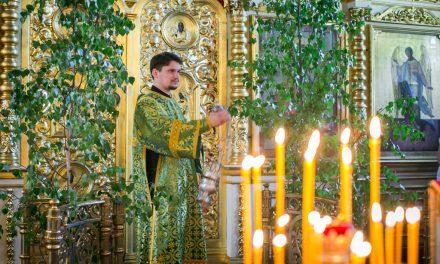 Фотогалерея праздника Троицы
