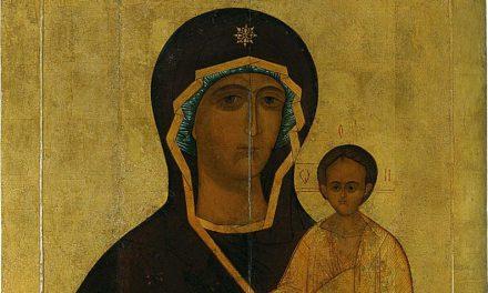 О цветах к празднику Смоленской иконы Божией Матери