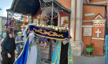 Погребение Плащаницы.
