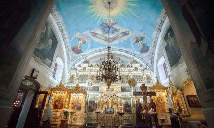 Галерея богослужения 16 сентября