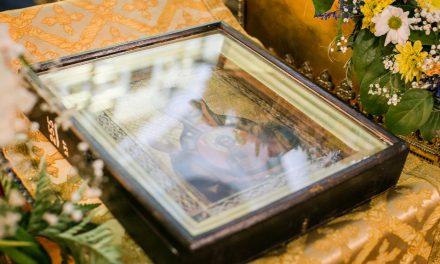 Праздничная литургия 10 декабря