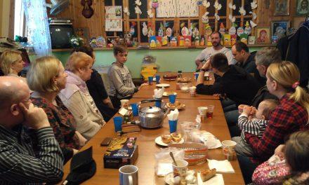 День рождения швейной мастерской во Владыкине