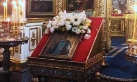 Богослужения в день памяти прп. Серафима Саровского чудотворца