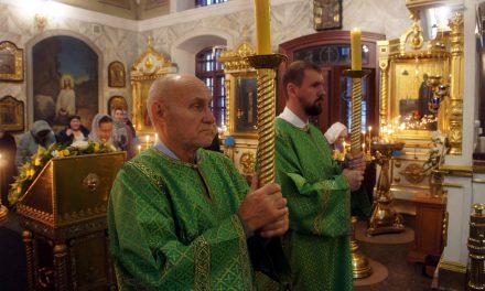 8 октября — преставление преподобного Сергия Радонежского