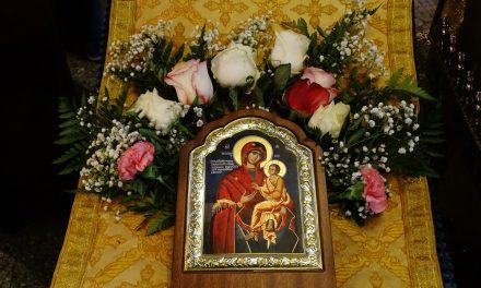 22 ноября праздник иконы Божией Матери, именуемой «Скоропослушница»