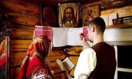 Как молиться дома на Светлой седмице