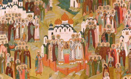 Собор всех святых в Земле Российской просиявших. Некоторые факты.