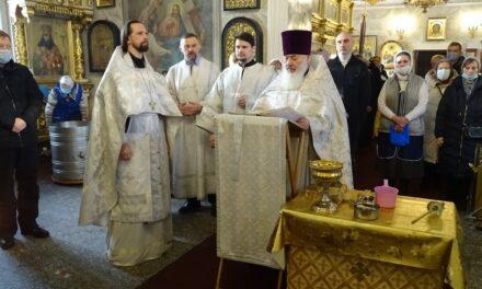 Крещенский Сочельник. Галерея.