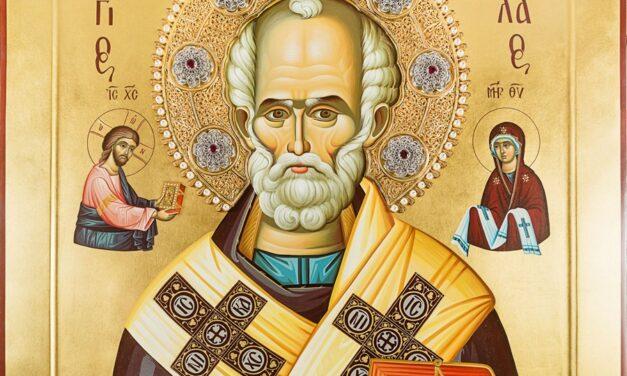Перенесение мощей святителя Николая
