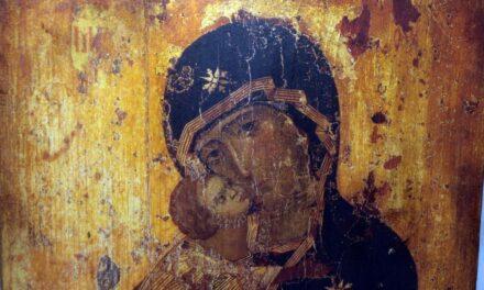 3 июня Владимирская икона Божией Матери (архив)