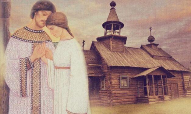 8 июля память Петра и Февронии, Муромских чудотворцев